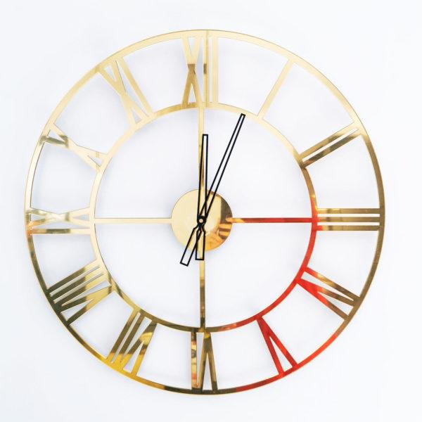 złoty zegar G1