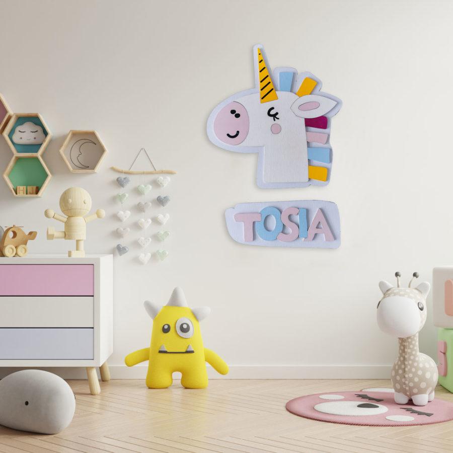 dekoracja do pokoju dziecięcego