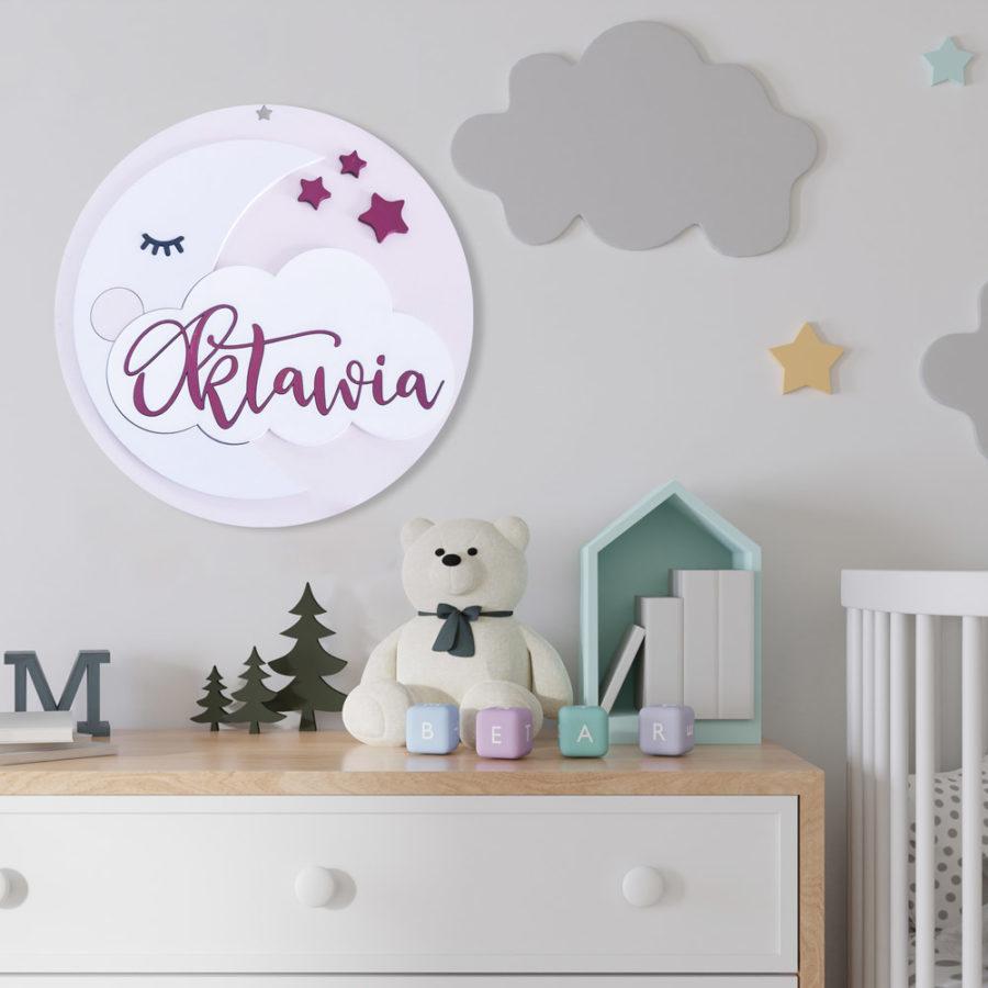 dekoracja dla dziecka