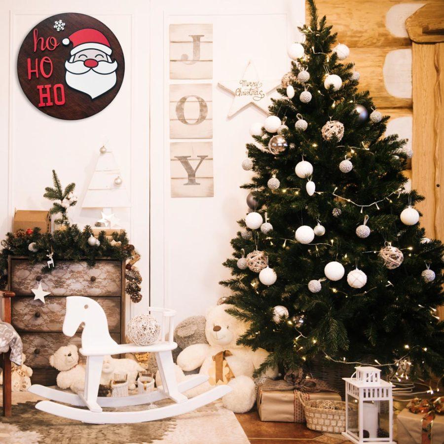 świąteczne dekoracje na dom
