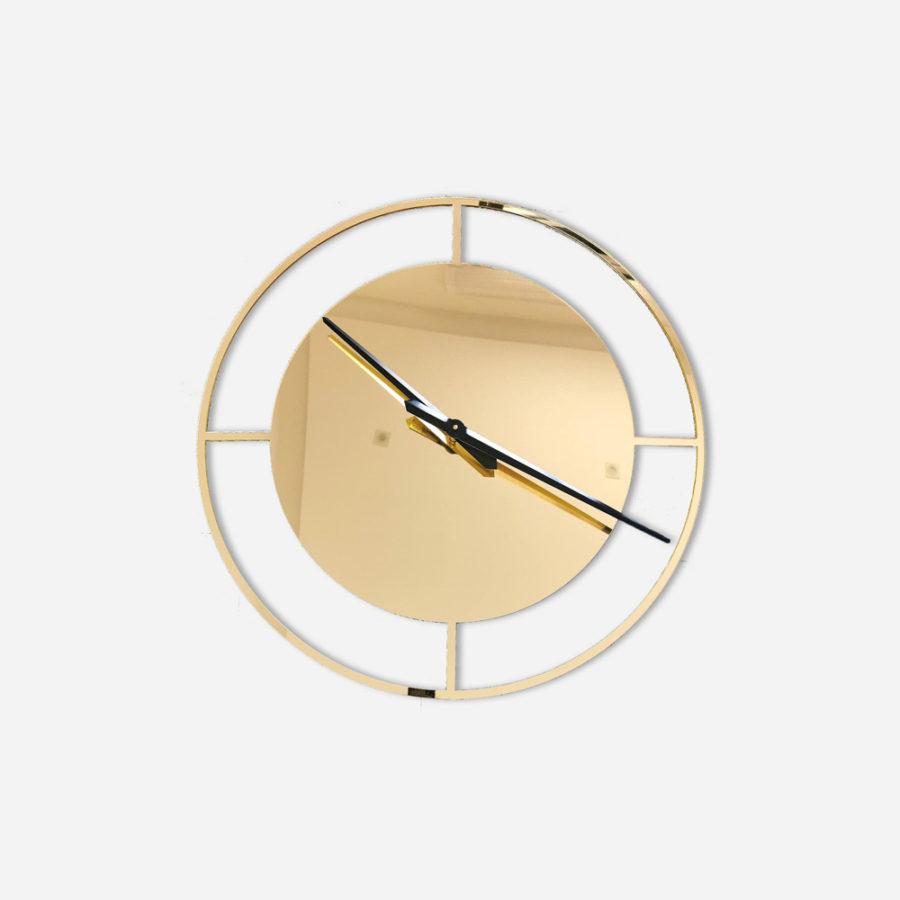 złoty zegar G2